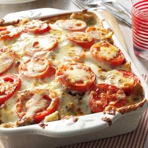 French Bread Lasagna